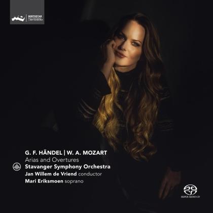 Stavanger Symphony Orchestra, Georg Friedrich Händel (1685-1759) & Wolfgang Amadeus Mozart (1756-1791) - Arias And Overtures (SACD)
