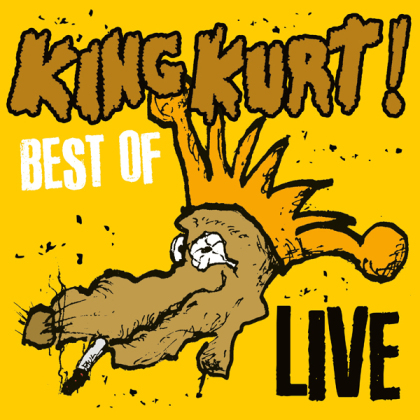 King Kurt - Bext Of Live (LP)