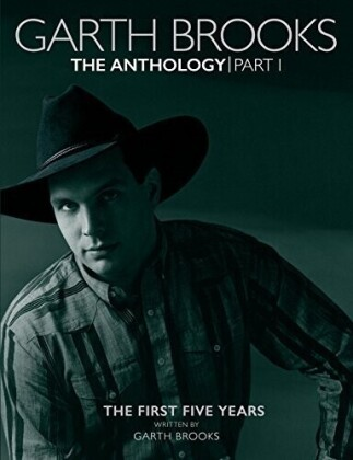 Garth Brooks - Anthology Part 1 - The First Five Years (5 CDs + Buch)