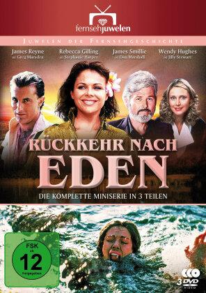 Rückkehr nach Eden - Die komplette Miniserie in 3 Teilen (1983) (Fernsehjuwelen, 3 DVDs)