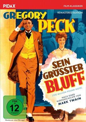 Sein grösster Bluff (1954) (Pidax Film-Klassiker, Remastered)