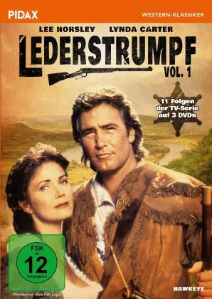 Lederstrumpf - Vol. 1 (Pidax Western-Klassiker, 3 DVDs)