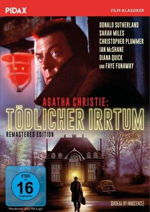 Agatha Christie: Tödlicher Irrtum - Ordeal by Innocence (1984) (Pidax Film-Klassiker, Remastered, Uncut)