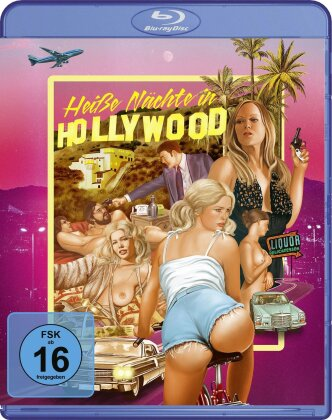 Heisse Nächte in Hollywood (1974) (Uncut)