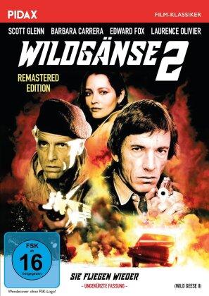 Wildgänse 2 - Sie fliegen wieder (1985) (Pidax Film-Klassiker, Ungekürzte Fassung, Remastered)