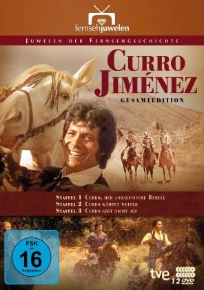 Curro Jiménez - Gesamtedition - Staffeln 1-3 (Fernsehjuwelen, 12 DVDs)