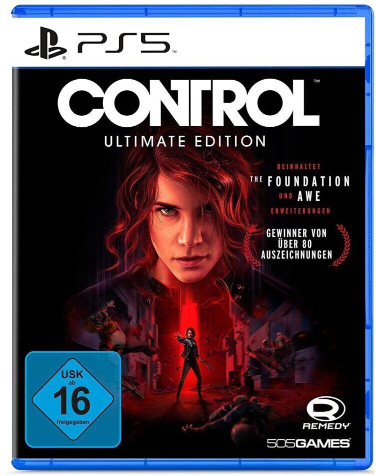 Control (German Ultimate Edition)