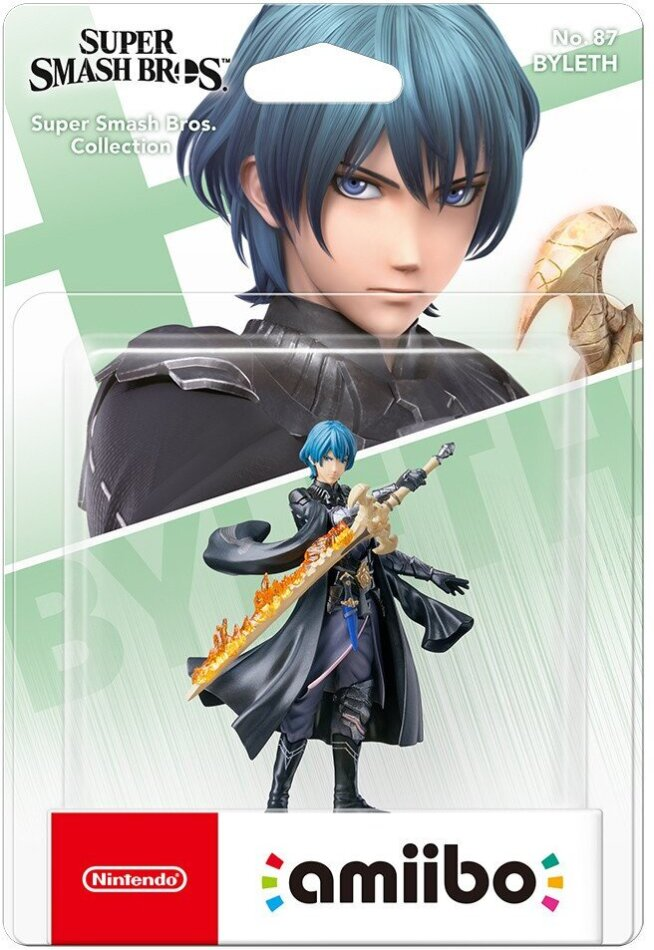 amiibo Byleth - Super Smash Bros. Collection