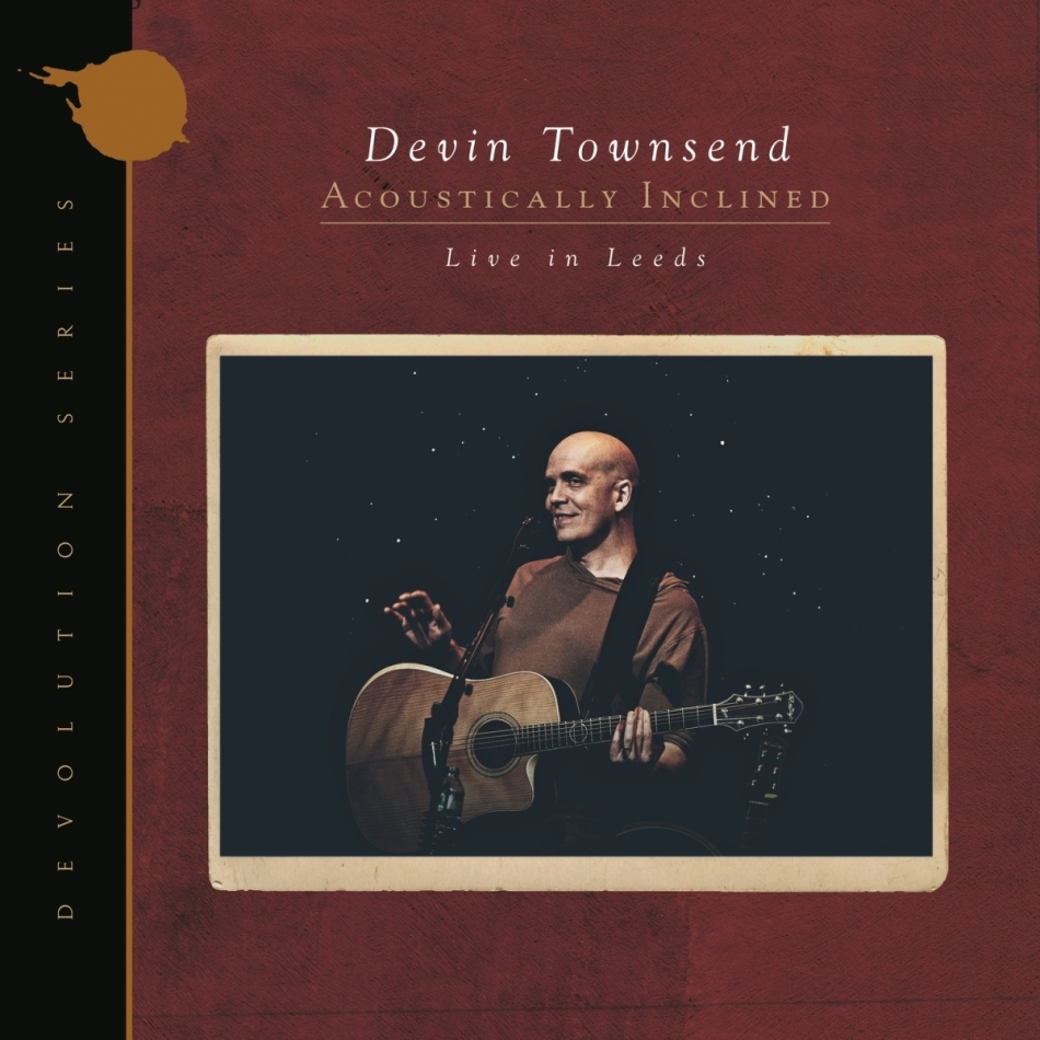 Devin Townsend - Devolution Series #1 - Acoustically Inclined Live