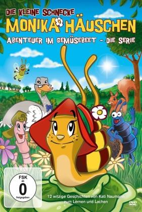 Die kleine Schnecke Monika Häuschen - Abenteuer im Gemüsebeet - Die Serie