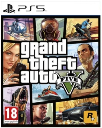 GTA V: Expanded & Enhanced