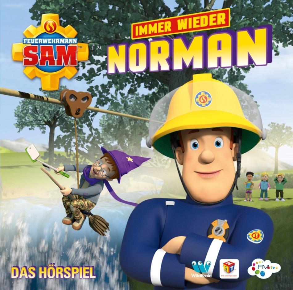 Feuerwehrmann Sam - Die Nacht des Norman Price