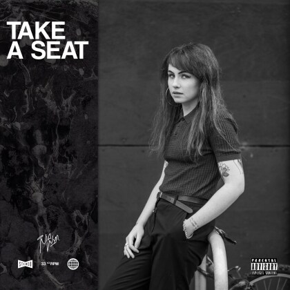 "Nia Wyn - Take A Seat EP (Mulberry Coloured Vinyl, 12"" Maxi)"