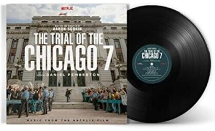 Daniel Pemberton - Trial Of The Chicago 7 (Music From Netflix Film) - OST (LP)