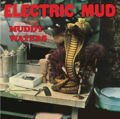 Muddy Waters - Electric Mud (LP)