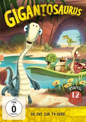 Gigantosaurus - Staffel 1.2 (2 DVDs)
