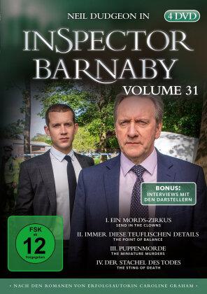 Inspector Barnaby - Vol. 31 (4 DVDs)
