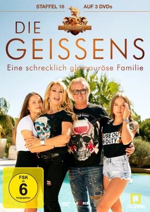 Die Geissens - Staffel 18 (3 DVDs)