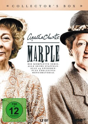 Agatha Christie: Marple - Die komplette Serie (Collector's Box, 13 DVDs)