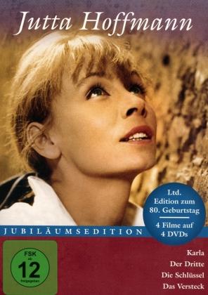 Jutta Hoffmann - Jubiläumsedition zum 80. Geburtstag (4 DVDs)