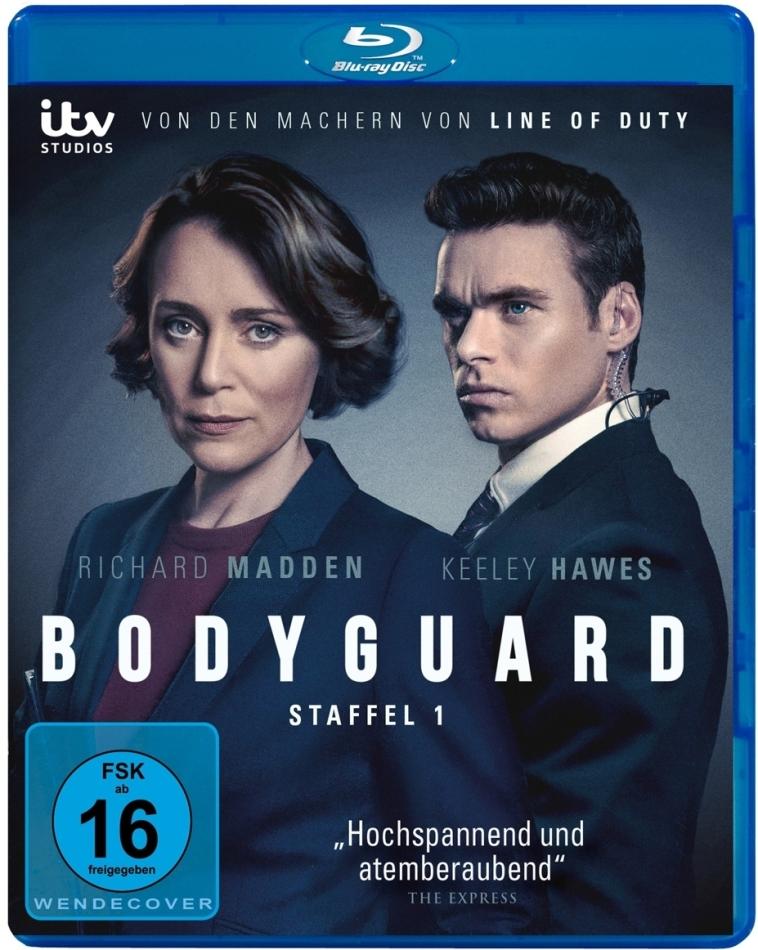 Bodyguard - Staffel 1 (2 Blu-rays)