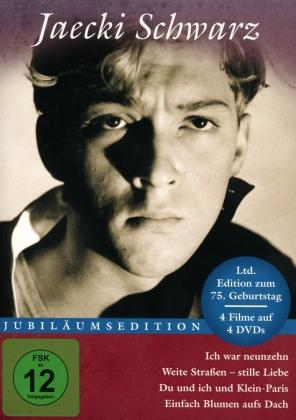 Jaecki Schwarz - Jubiläumsedition zum 75. Geburtstag (4 DVDs)