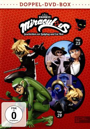 Miraculous - Vol. 22+23 (2 DVDs)