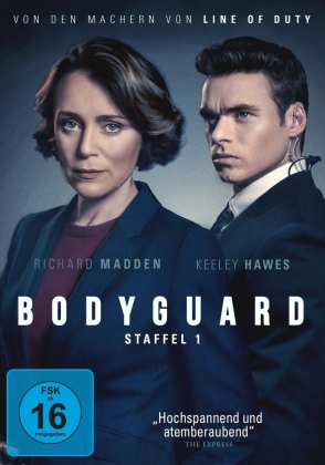 Bodyguard - Staffel 1 (3 DVDs)