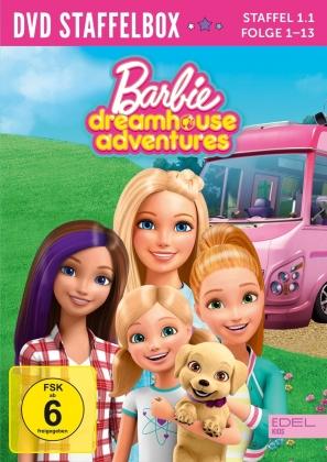 Barbie Dreamhouse Adventures - Staffel 1.1, Folge 1-13 (2 DVDs)