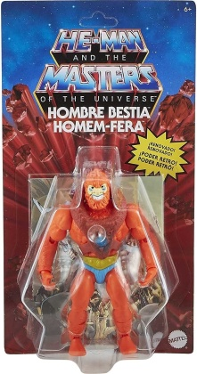 Masters Of The Universe - Motu Origins Beast Man Action Figure
