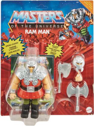 Masters Of The Universe - Motu Origins Ram Man Action Figure