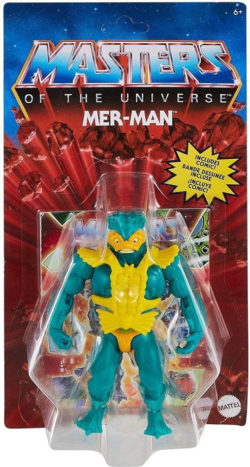 Masters Of The Universe - Motu Origins Mer Man Action Figure