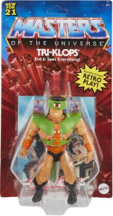 Masters Of The Universe - Motu Origins Tri Klops Action Figure