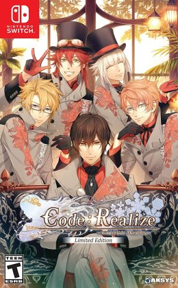 Code - Realize Wintertide Miracles (Limited Edition)