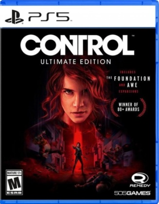 Ps5 Control Ultimate Edition (Ultimate Edition)