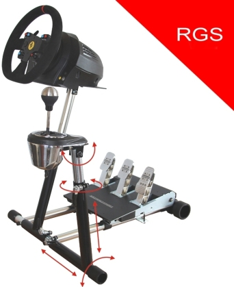 Wheel Stand Pro Upgrade RGS Modul for Thrustmaster/Logitech