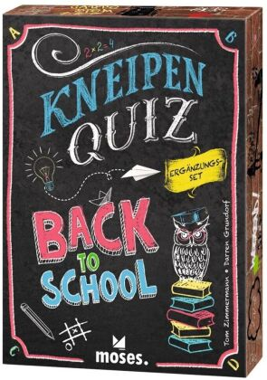 Kneipenquiz Back to School