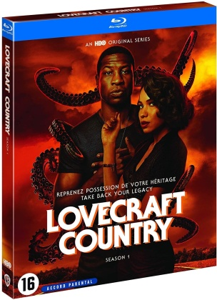 Lovecraft Country - Saison 1 (3 Blu-rays)