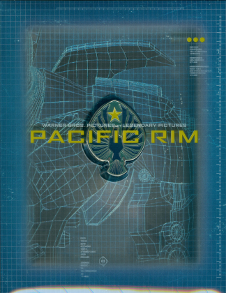 Pacific Rim (2013) (Titans of Cult, + Goodies, Limited Edition, Steelbook, 4K Ultra HD + Blu-ray)