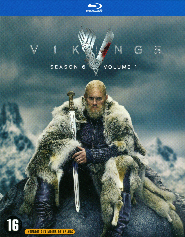 Vikings - Saison 6.1 (3 Blu-rays)