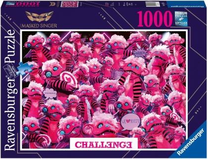 Challenge Monsterchen - 1000 Teile Puzzle
