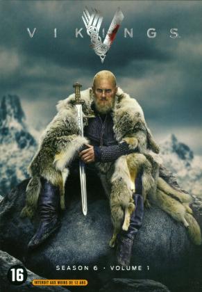 Vikings - Saison 6.1 (3 DVDs)