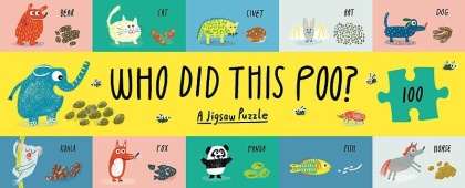 Who Did This Poo? - 100 Piece Jigsaw Puzzle