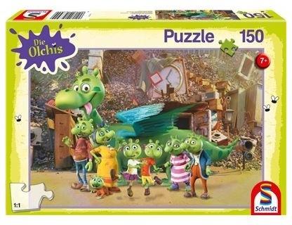 Die Olchis: Die Olchis sind da! - 150 Teile Puzzle