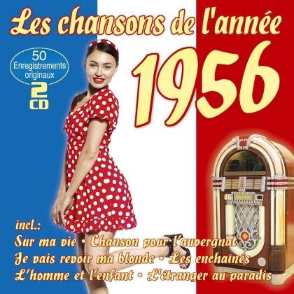 Les Chansons De l'Année 1956