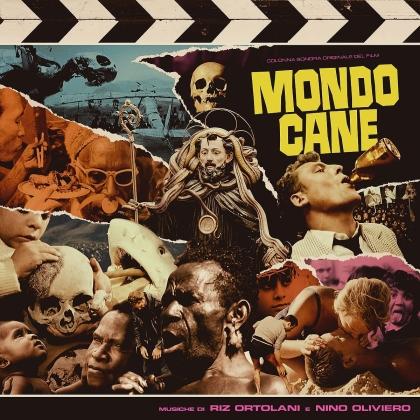 Riz Ortolani & Nino Oliviero - Mondo Cane - OST (2 LPs)