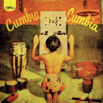 Cumbia Cumbia 1 & 2 (LP)
