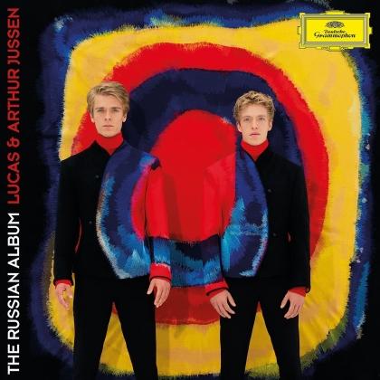 Lucas Jussen, Arthur Jussen & Benjamin Grosvenor - The Russian Album