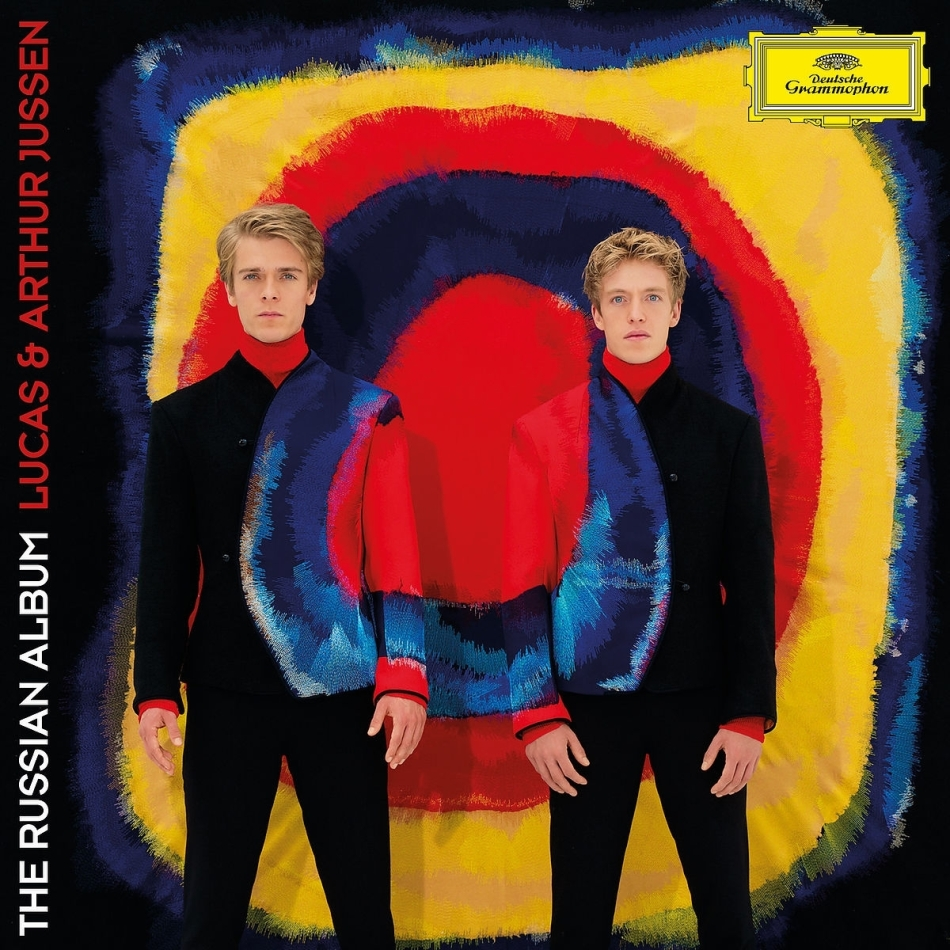 Lucas Jussen, Arthur Jussen & Benjamin Grosvenor - The Russian Album