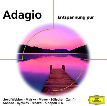 Mayer, Maisky, Yundi Li, Sollscher, Abbado, … - Adagio - Entspannung Pur